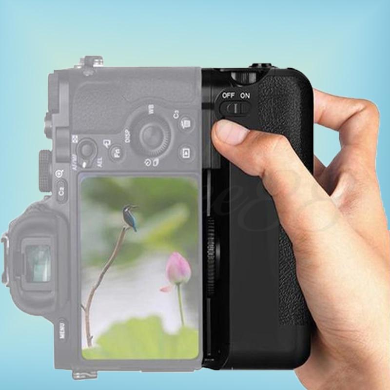 bilder für Meike MKA7 MK-A7 Batteriegriff halter für Sony A7 A7r A7s kamera + 2 * NP-FW50 lithium-batterien