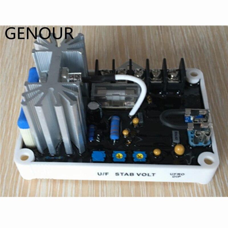 Automatic Generator Voltage Regulator Controller Module AVR EA05A FOR Kutai Generator AVR EA05A Alternator Automatic  3pcs/lot