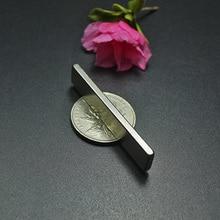 2 шт. 50x10x2 мм N35 супер сильный Малый 50*10*2 мм неодимовые магниты редкоземельных мощный магнит