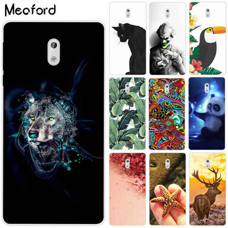 <font><b>Cases</b></font> For <font><b>Nokia</b></font> <font><b>3</b></font> Ta <font><b>1032</b></font> 1020 Cover Silicon Phone <font><b>Case</b></font> For <font><b>Nokia</b></font> <font><b>3</b></font> 2017 TA-<font><b>1032</b></font> TPU Soft For Nokia3 Dual TA-1020 <font><b>Case</b></font> ky303 image