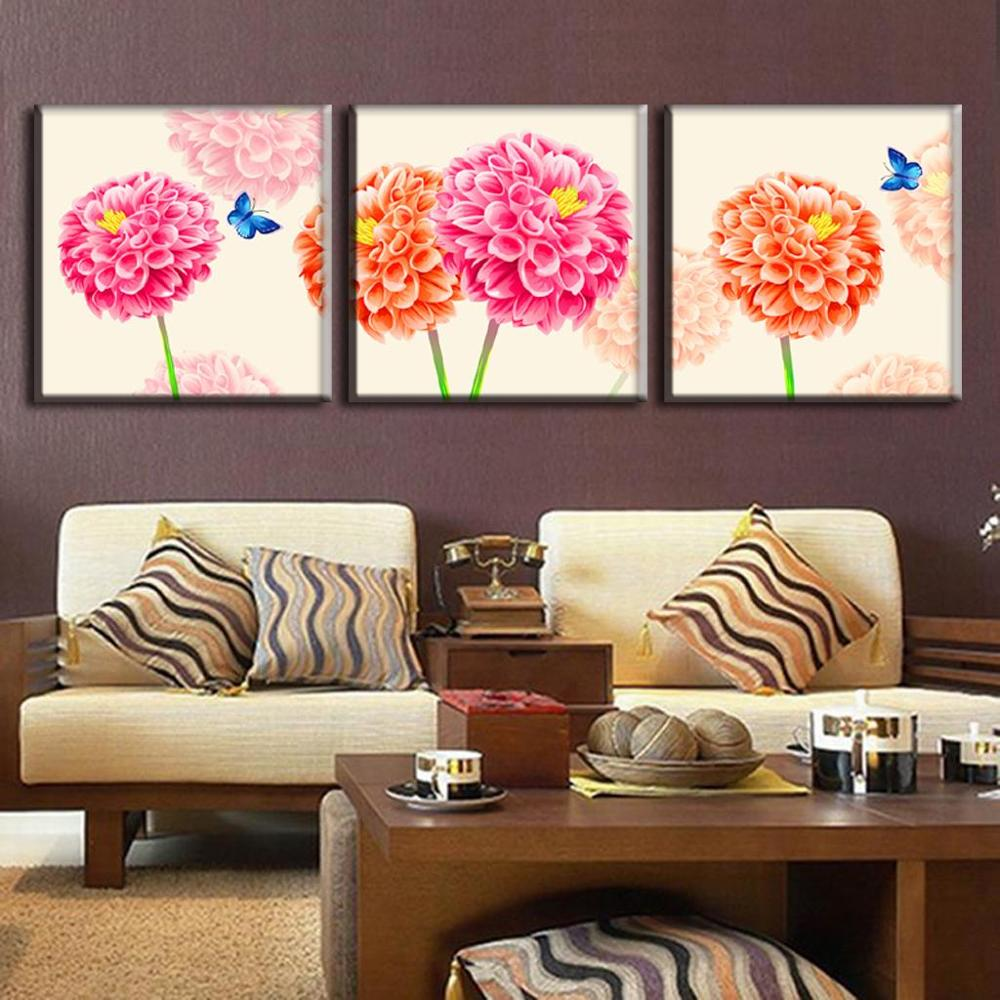 Online buy wholesale butterfly wall painting from china for Wall paint buy online