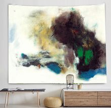 world masterpiece art decor tapestry decorative Wall Hanging curtain spread covers cloth blanket giant poster