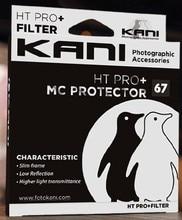 KANI HT Pro + MC Bảo Vệ 37/40. 5/46/49/52/55/58/62/67/72/77/ 82/95/105 mét HD ống kính UV gương