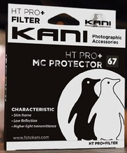 KANI HT Pro+MC Protector 37/40.5/46/49/52/55/58/62/67/72/77/82/95/105MM HD lens UV mirror