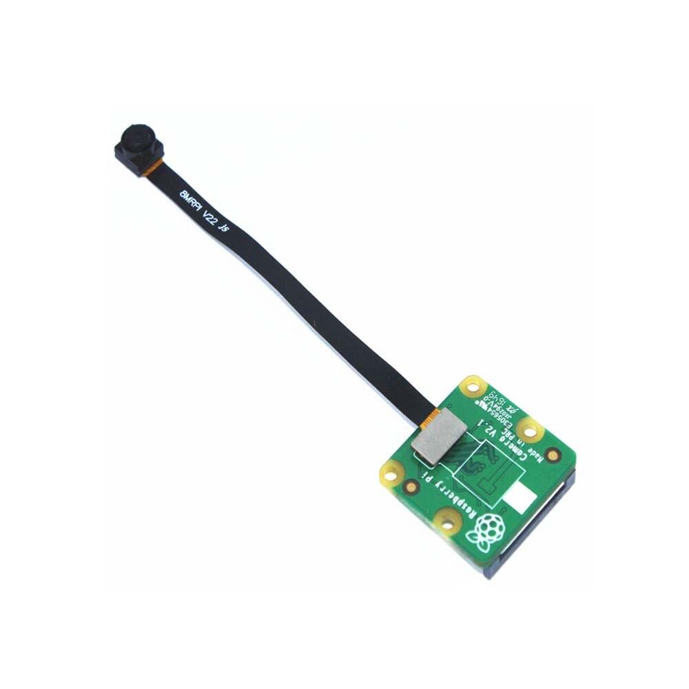 מוצרי חשמל לבית פטל Pi מצלמה מודול 77.6 מעלות FoV סוני IMX219 8 מגה פיקסל חיישן תואם pi פטל 4/3 ו 3B + (3)