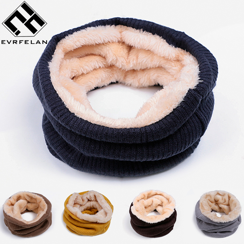 Nice So Warm Fashion Children Scarf Baby Winter Scarf Knitted Ring Brand Kids Scarf Boy Girl Neck Warmer Bufandas Wholesale/retail Boy's Scarves Apparel Accessories