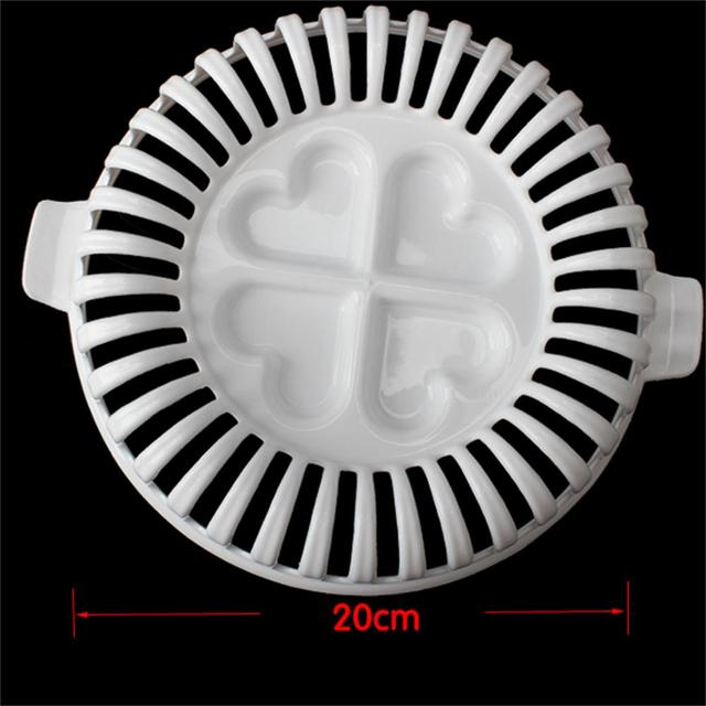 DIY Low Calories Microwave Oven Fat Free Potato Chips Maker Baking & Pastry Tools Chips Rack kitchen Tools Freeshipping  1