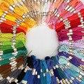 mylb 100pcs 50pcs hank high quality cashmere blended fingering yarn knitting and weaving yarn