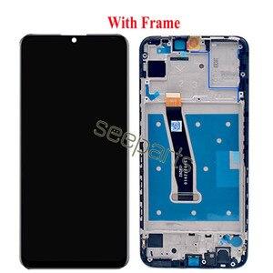 Image 2 - Orijinal LCD Huawei P akıllı için 2019 ekran dokunmatik ekran Digitizer P akıllı 2019 LCD POT LX1 LX1AF LX2J LX1RUA LX3 ekran