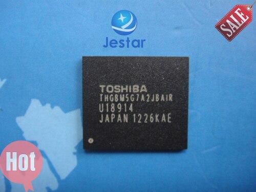 THGBM5G7A2JBAIR NAND памяти 16 ГБ EMMC