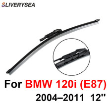 SLIVERYSEA Rear Wiper Blade No Arm for BMW 120i (E87) 2004-2011 12 5 Door Hatchback High Quality Iso9001 Natural Rubber F3-29
