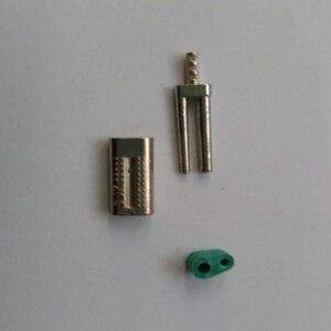 Image 3 - Jeu de 1000 broches doubles à usage de laboratoire dentaire, avec manches en plastique et capuchons en caoutchouc, modèle en pierre, fonctionne avec Pindex