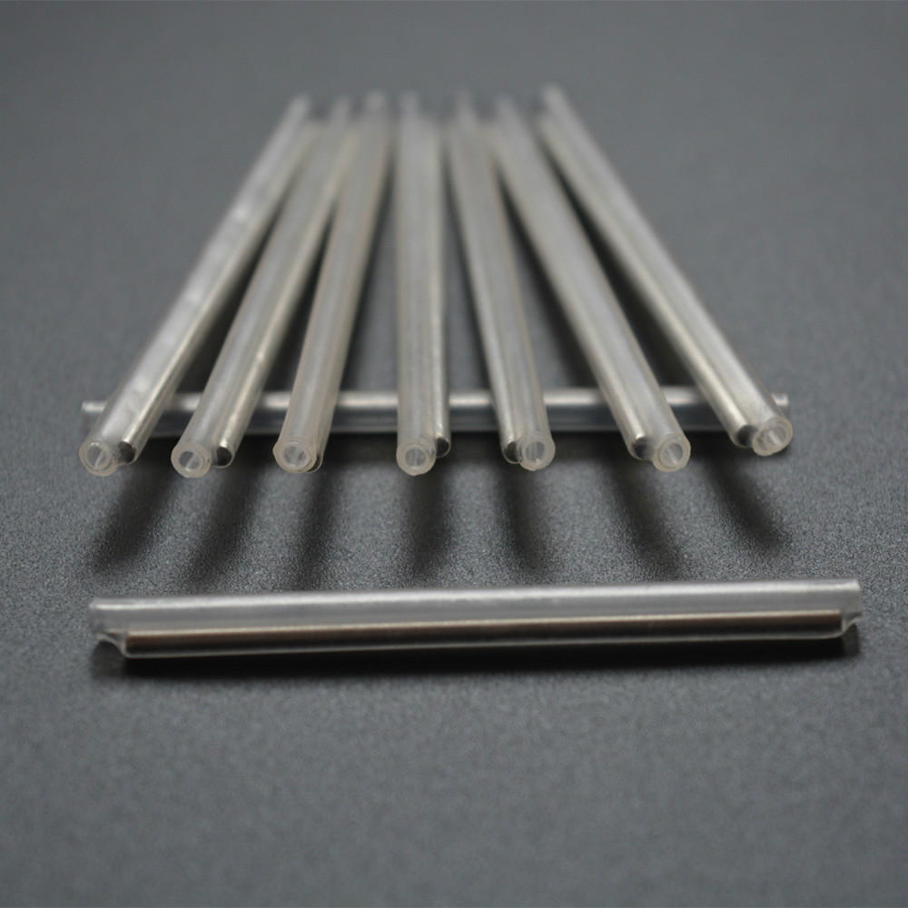 High Quality OD2.5 45mm Fiber Optic Fusion Splice Protector Sleeves Heat Shrinking Tube -1000pcs