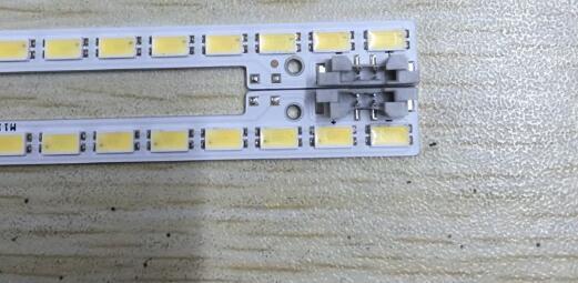 2piece lot UA40D5000PR LTJ400HM03-H LED strip BN64-01639A 2011SVS40-FHD-5K6K-Right  LEFT 2011SVS40 56K H1   440mm 62LED  100percentNEW