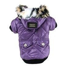 Superb winter dog raincoat / jacket