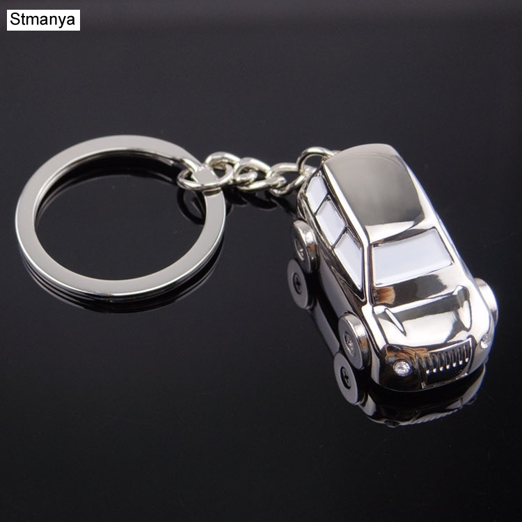 New Men New Small Toy Car High Quality Key Holder Bag Fashion Accessories Hot Women Best Party Gift Jewelry K1911