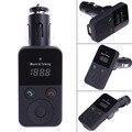 Автомобиля Bluetooth Комплект Fm-передатчик Handsfree Беспроводной USB SD ЖК Дистанционного MP3 Высокого Качества