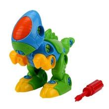 Высокое Качество Мода Разборки Динозавров Дизайн Развивающие Игрушки Для Детей Kids Бесплатная Доставка