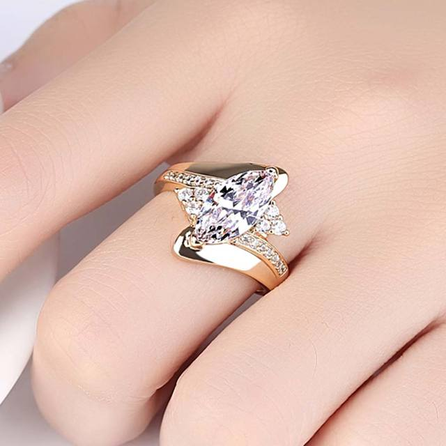 Luxurious Engagement/ Statement Ring 2