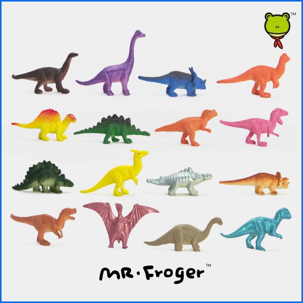 игрушки животных набор пластиковых