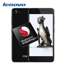 "Original de Lenovo ZUK Z2 5.0 ""Snapdragon 820 quad core android 6.0 4G LTE FHD smartphone 4 GB RAM 64 GB ROM 13MP Touch ID 3500 mAh(China)"