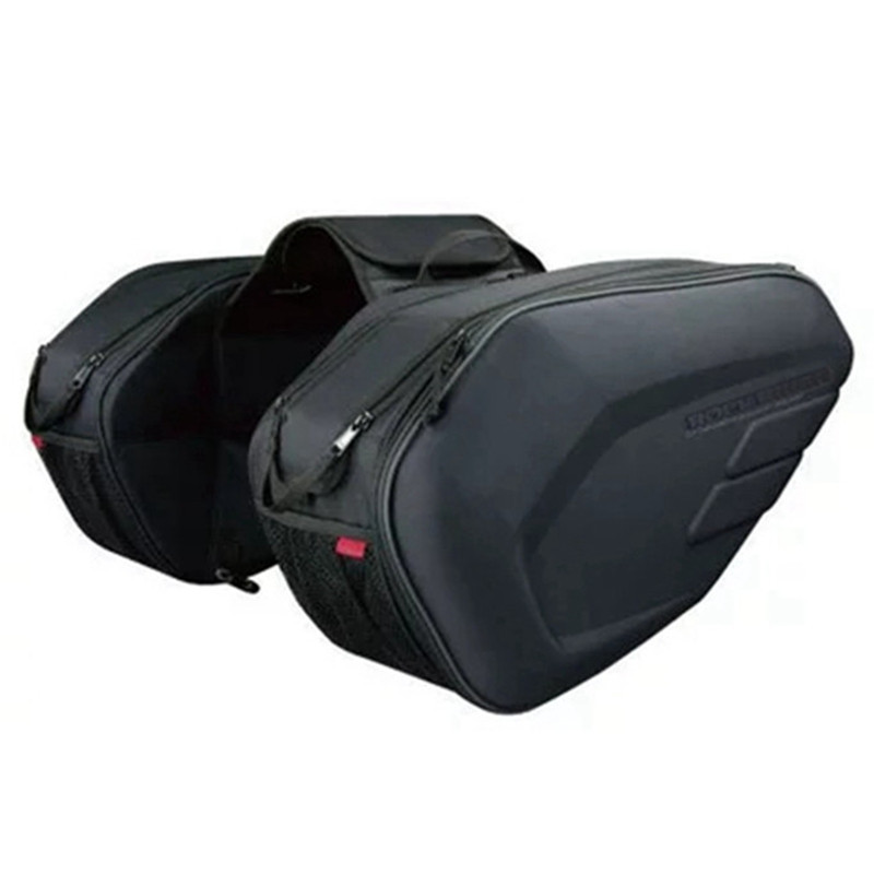 все цены на Motorcycle Saddle Bag Motorbike Side Bags Saddlebags Multifunction Riding Travel Luggage Moto Racing Tool Tail Bags helmet bag