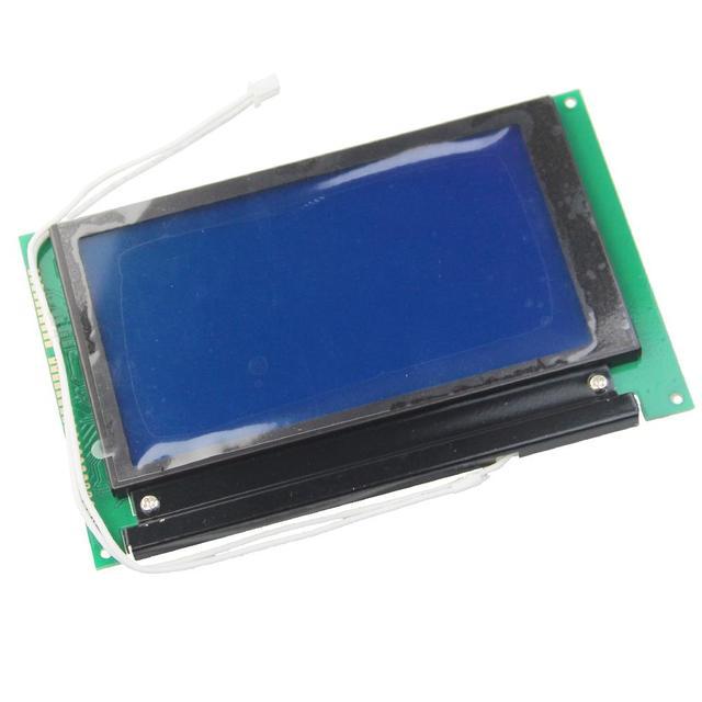 Brand New Replacement  for LMG7420PLFC-X LMG7420PLFC Bule LCD Module Display Panel Screen