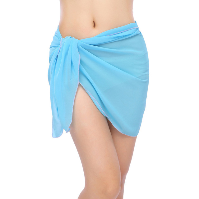 Chiffon Beachwear Bikini Cover-ups