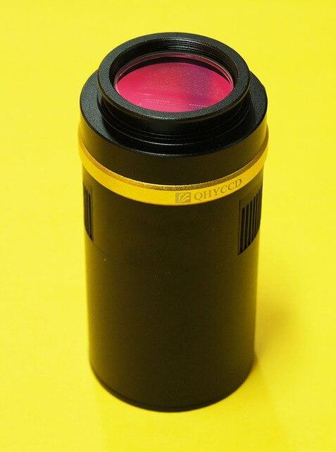 QHY10C APS 10 millions de pixels format couleur réfrigération professionnel astronomie CCD caméra
