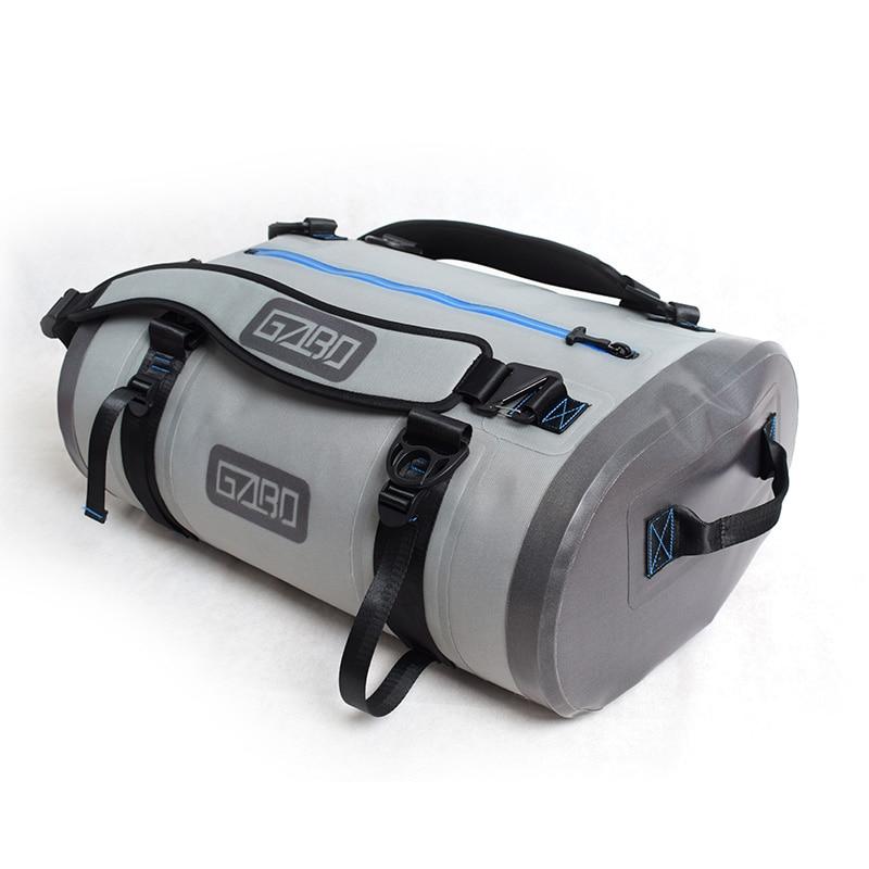 GZLBO TPU 60L Stor Kapacitet Färdig Luftig Stor Grå Resväska - Väskor för bagage och resor - Foto 3