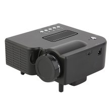цена на UC28+ Portable 1080P Full HD Mini Projector Home Theater Movie Projector Cinema AV VGA HDMI