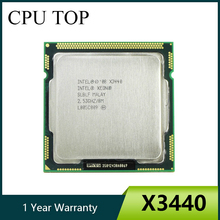 Intel Xeon X3440 Quad Core 2.53GHz LGA 1156 8M Cache 95W Desktop CPU  I5 650 i5 750 i5 760
