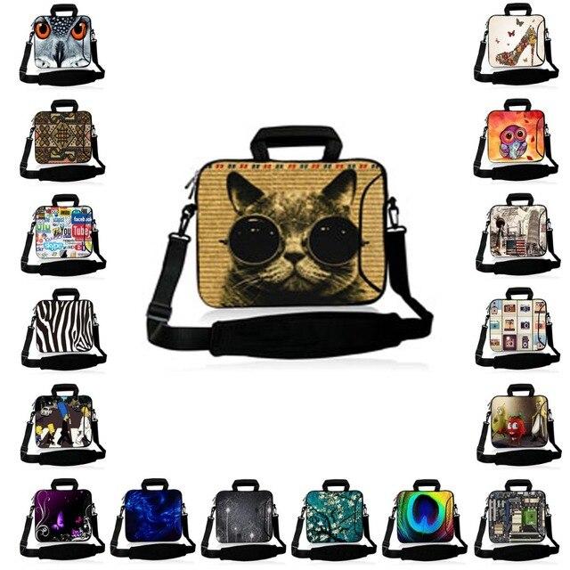 Customizable Neoprene laptop bag 10 12 13 14 15 17inch laptop shoulder bag notebook sleeve case cover SB-hot1
