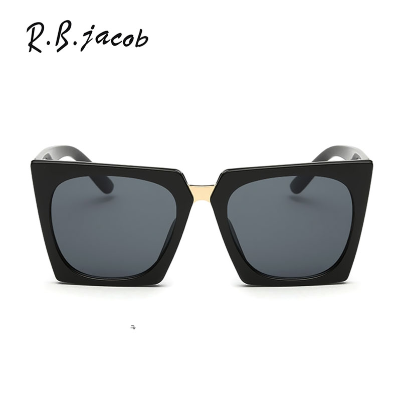Hipster Square Women Men Mirror Sunglasses 2017 New Brand Designer Lady Female Cool Sun glasses UV400 hOT rose Gold