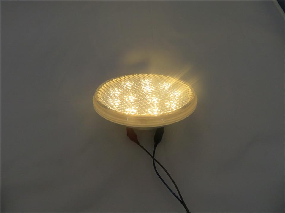 48 60w72w led fonte lagoa luz dc