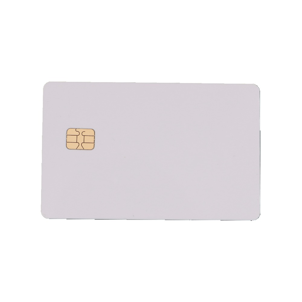 SLE 4442 Chip PVC Smart Card  IC Cards ISO7816