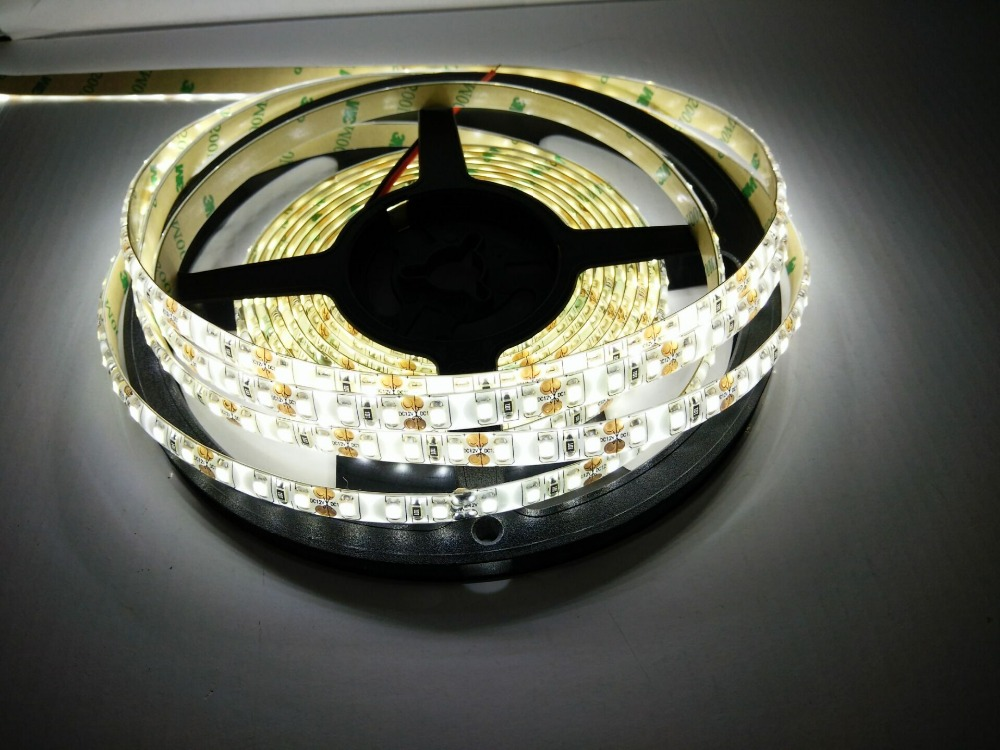 high brightness nature white 4000k led strip dc12v smd 2835 5m 600l 120led m flexible led tape. Black Bedroom Furniture Sets. Home Design Ideas