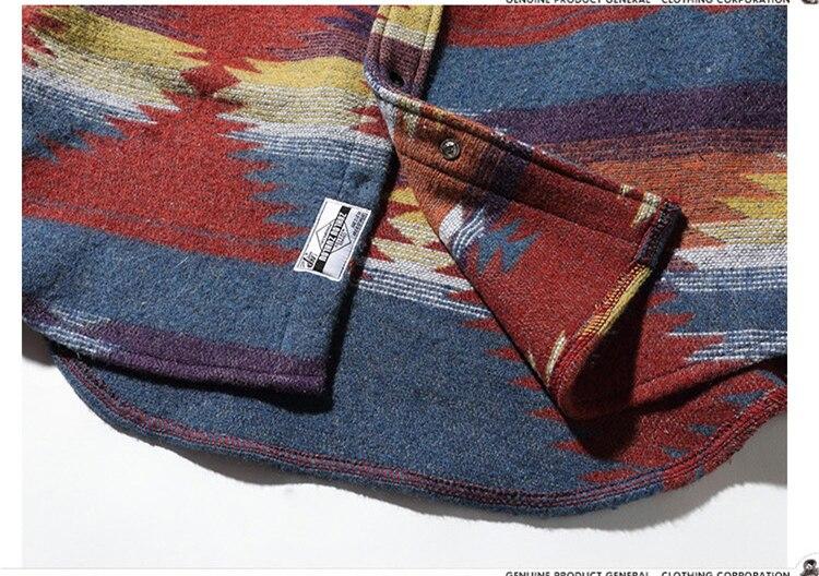padrão de lazer vestido casual camisa masculina