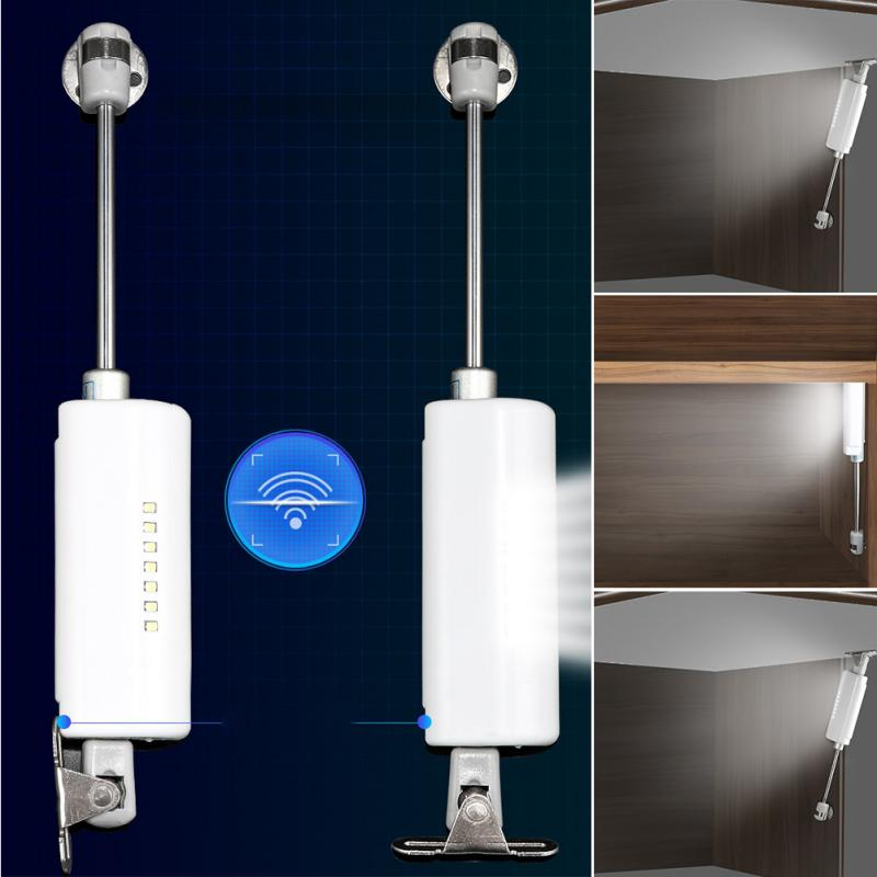 Led Cabinet Hinge Led Sensor Light Luz Armario Wardrobe Lamp Night Light Cupboard Door Bulb Kitchen Lighting 0.3w Lampada Led Handsome Appearance Back To Search Resultslights & Lighting