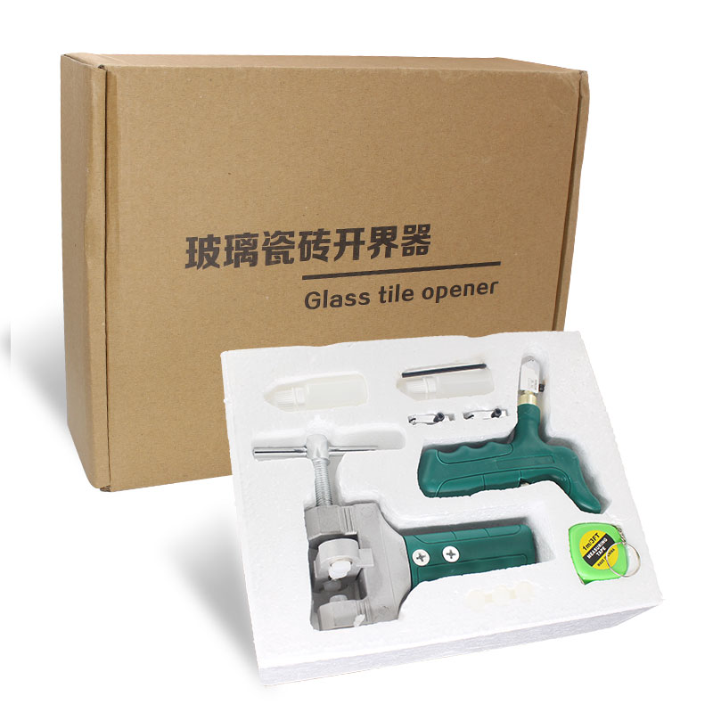 Tile-Cutter-Tool Knife-Wheel Cutting-Combination Ceramic-Tile Glass Away Give Thickness