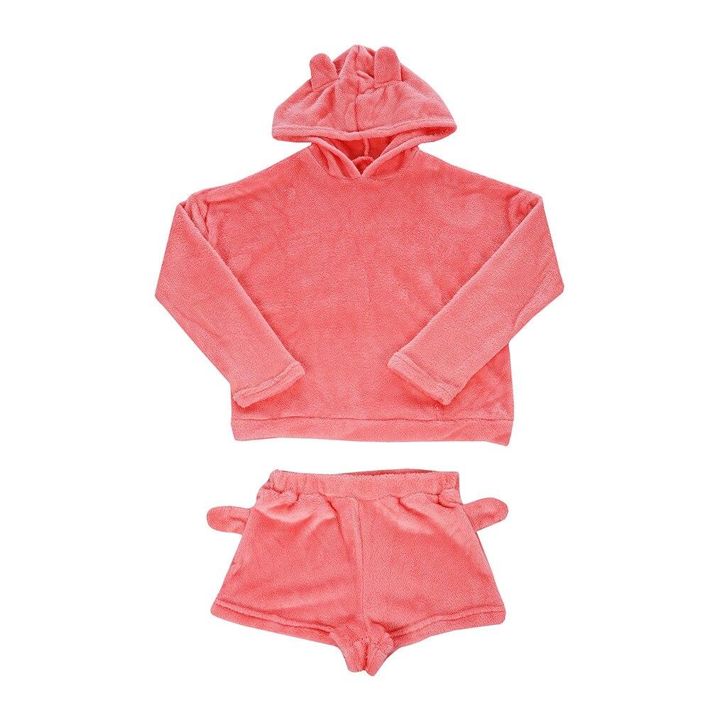 Women's Coral Velvet Suit 9