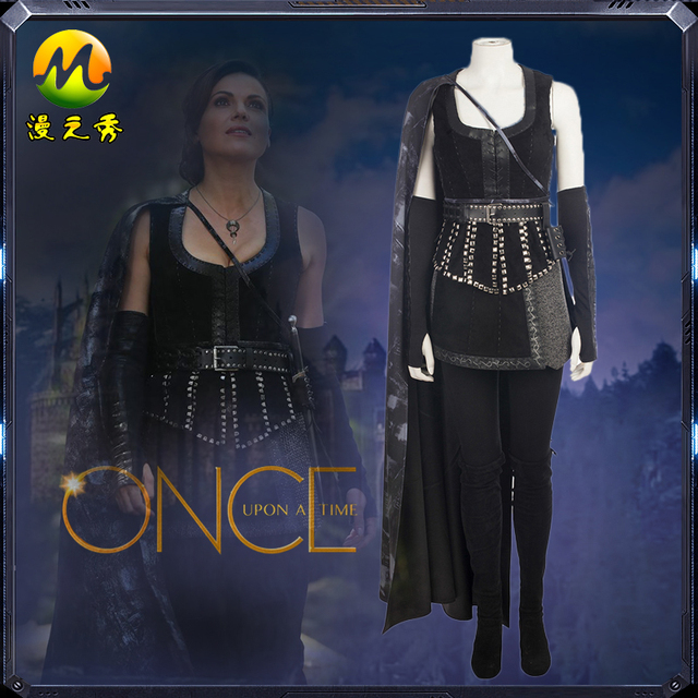 Regina mills evil queen costumes