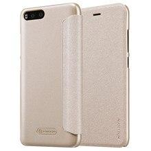 Phone case для xiaomi mi6 mi 6 откидная крышка case original nillkin искра кожаный чехол для xiaomi mi 6 мобильный телефон case капа