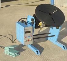 CNC-100 manual tilt model welding positioner
