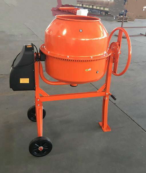 US $599 55 |FREE SHIPPING CM140LNew Upgrade Mute Electric Vertical Small  Animal Feed Mixer High quality Cement Concrete Mortar Mixer-in Instrument