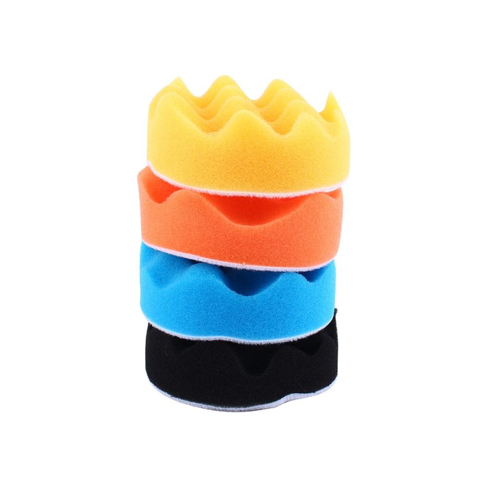 Aliexpress.com : Buy 4Pcs 4 Inch Buffing Polishing Sponge