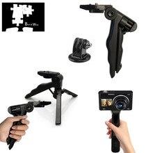Mini macchina fotografica Treppiedi Del Supporto Del Basamento per Nikon 1 AW1 J5 J4 J3 J2 J1 V3 V2 V1 S2 S1 B500 b700 L840 Canon EOS M100 M10 M6 M5 M3 M2 M