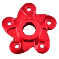 Rear Sprocket Cover Flange For Ducati Hypermotard Monster 796 821 1100 S2R S4R S4RS 748 848 996 916 998 Streetfight MH900 MH900E