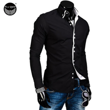 Men's shirt Men Shirt Luxury Brand