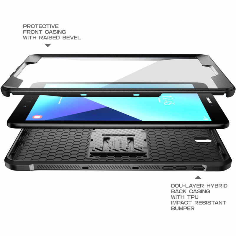 finest selection a2c55 62acf SUPCASE For Samsung Galaxy Tab S3 9.7 Case UB Pro Full-body Rugged Hybrid  Protective Defense Case with Built-in Screen Protector